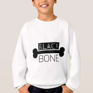 BLACK_BONE SWEATSHIRT
