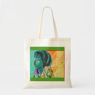 Black Boy Dreaming Tote Bag