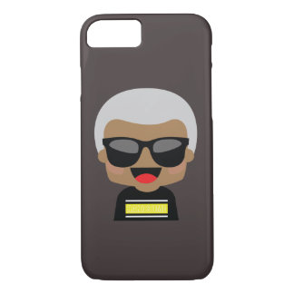 Black Boy iPhone 8/7 Case
