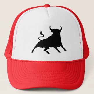 Black Bull Trucker Hat