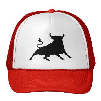 Black Bull Trucker Hat