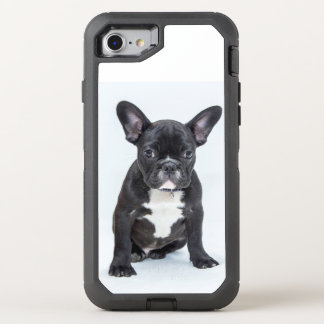 Black Bulldog Puppy Otterbox Iphone 6