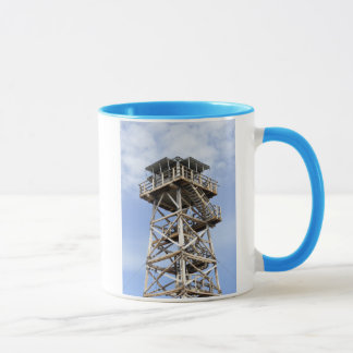 Black Butte Lookout Tower Mug
