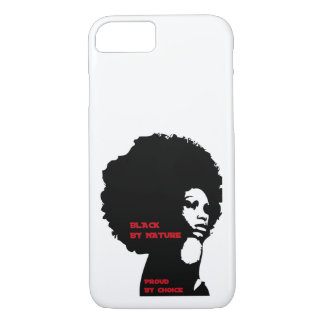 Black by Nature iPhone 8/7 Case