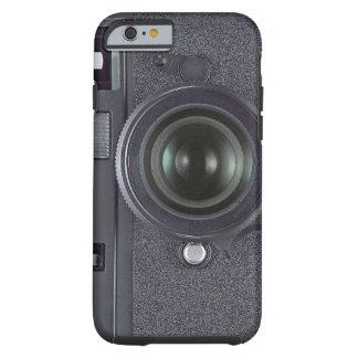 Black camera tough iPhone 6 case