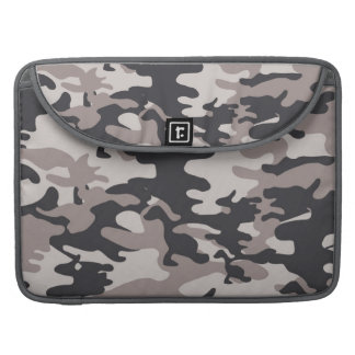 Black Camo Rickshaw Flap Sleeve