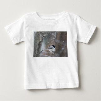 Black-capped Chickadee - Songbird Baby T-Shirt