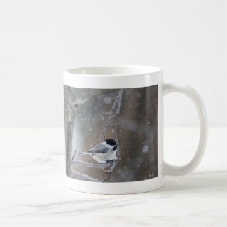 Black-capped Chickadee - Songbird Coffee Mug