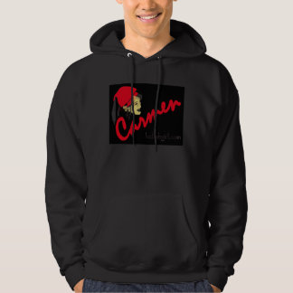black carmen hoodie