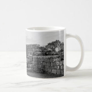 Black Carts Turret on Hadrian's Wall Coffee Mug