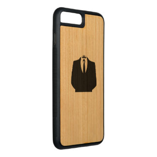 black carved iPhone 8 plus/7 plus case
