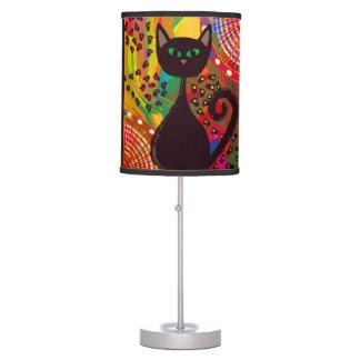 Black Cat 1 Table Lamp