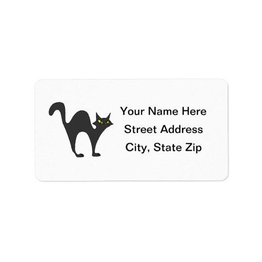 Black Cat (2) Label