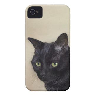 Black Cat Case-Mate iPhone 4 Case