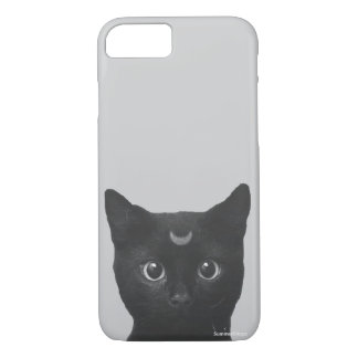 Black Cat Case-Mate iPhone Case