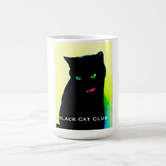 Black Cat Club Mug