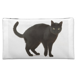 Black Cat Cosmetics Bag