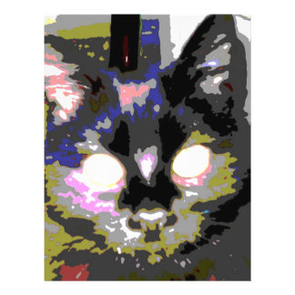 Black Cat Flyer