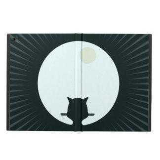 Black Cat Full Moon Powis iPad Air 2 Case