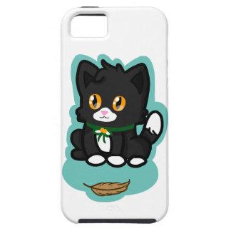 Black Cat iPhone 5 Case