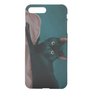 Black Cat iPhone 8 Plus/7 Plus Case