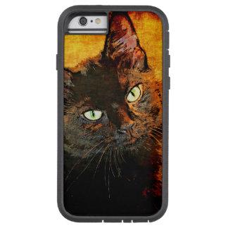 BLACK CAT OLIVE TOUGH XTREME iPhone 6 CASE