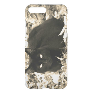 Black Cat Photo Deflector Case