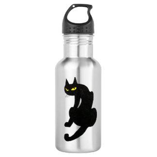 BLACK CAT  white