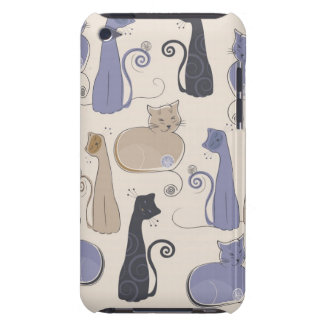 Black Cats iPod Case iPod Touch Cover