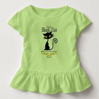 black cats toddler t-shirt