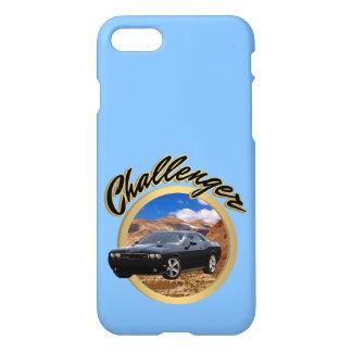 Black Challenger iPhone 8/7 Case