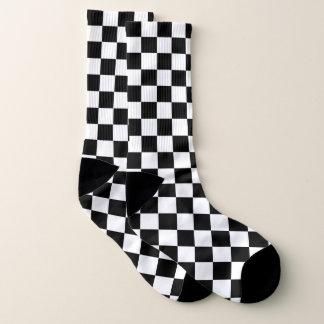 Black Checkered 1