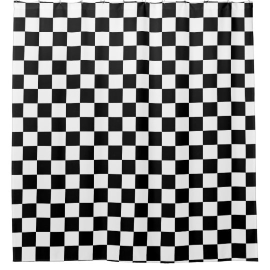 Black Chequered