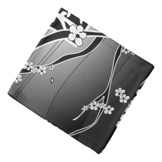Black Cherry Blossom Tree Bandana