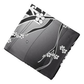 Black Cherry Blossom Tree Bandannas