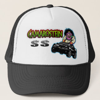 Black Chevy Camaro SS Hat