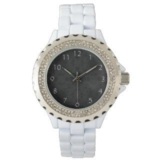 Black Chic Wrist Watch