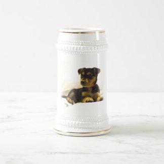 Black Chihuahua Beer Stein