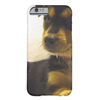 Black Chihuahua Barely There iPhone 6 Case