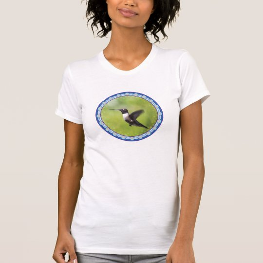 Black-Chinned Hummingbird T-Shirt