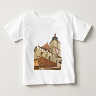 Black church in Brasov, Romania Baby T-Shirt