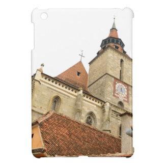 Black church in Brasov, Romania Case For The iPad Mini