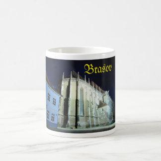 Black church in Brasov, Romania Coffee Mug