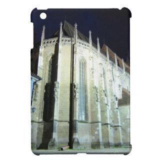 Black church in Brasov, Romania iPad Mini Case