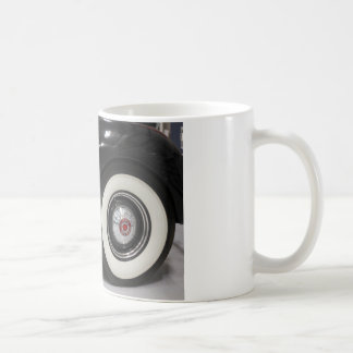 Black Classic card Coffee Mug