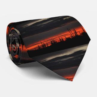 Black Clouds in Orion Men's Tie
