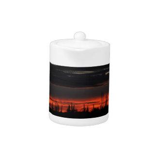 Black Clouds in Orion Tea Pot