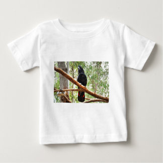 BLACK COCKATOO QUEENSLAND AUSTRALIA BABY T-Shirt