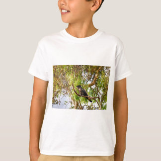BLACK COCKATOO RURAL QUEENSLAND AUSTRALIA T-Shirt