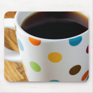 Black Coffee 3 Mousepad